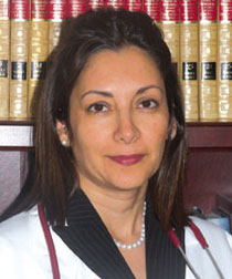 Dr. Sharon Sadeghinia