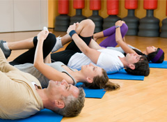 Beginner's Pilates Class in Downtown San Diego