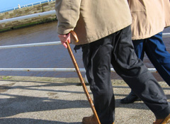 Fall Prevention Class and Balance Screening