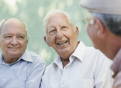 Man Cave: Men's Cancer Support Group