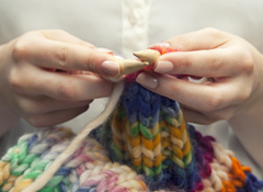 Knitting & Crocheting Group for Cancer Patients