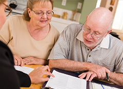 Health Insurance Counseling Sessions for Seniors