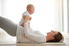 Baby and Me Pilates Pass: Restore Your Core