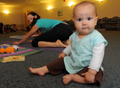 Baby and Me Yoga Pass