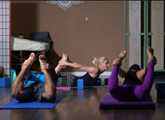 Therapeutic Yoga Class in La Mesa