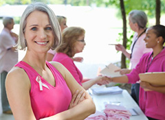 Breast Cancer Support Group: Stages 0-3