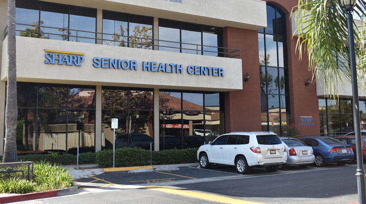 Sharp Senior Health Center