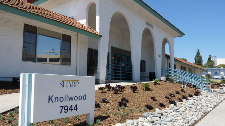 Knollwood Building at Sharp Metropolitan Medical Campus