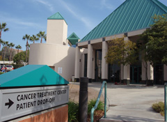 David and Donna Long Center for Cancer Treatment at Sharp Grossmont Hospital