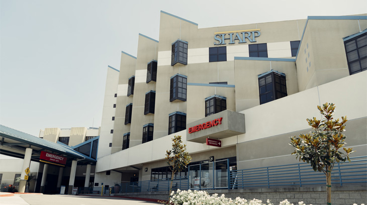 Sharp Rees Stealy Emergency Room San Diego