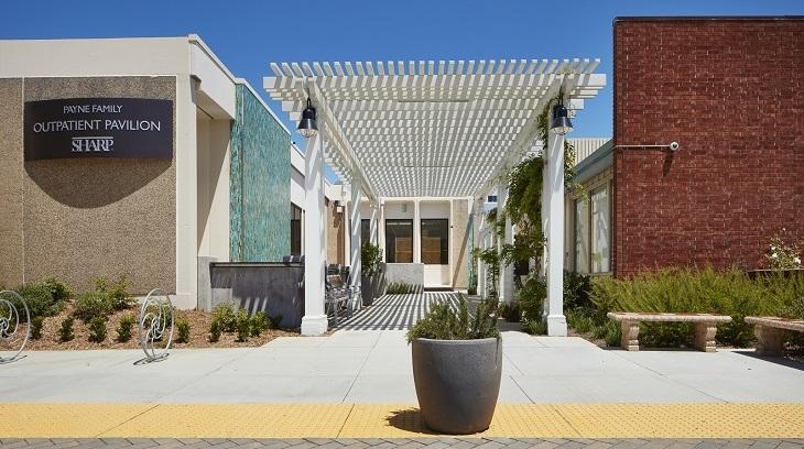 Sharp Coronado Payne Family Outpatient Pavilion