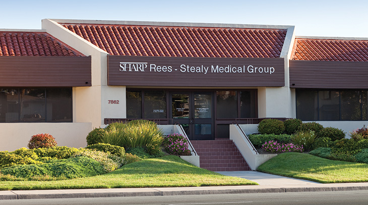Sharp Rees-Stealy La Mesa West