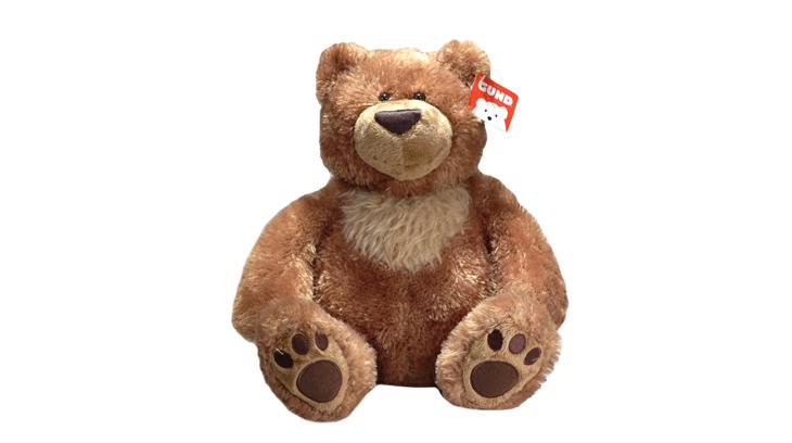 Slumbers teddy bear
