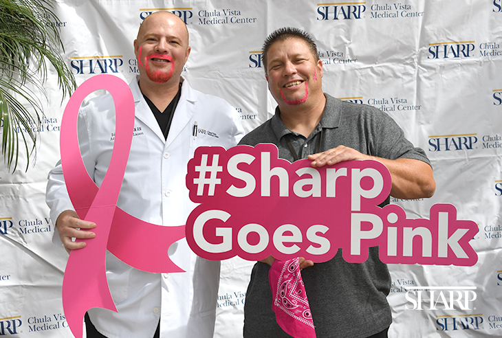 Sharp Chula Vista employees