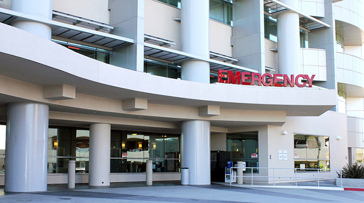 Sharp grossmont hospital in san diego la mesa emergency room entrance altavistaventures Gallery