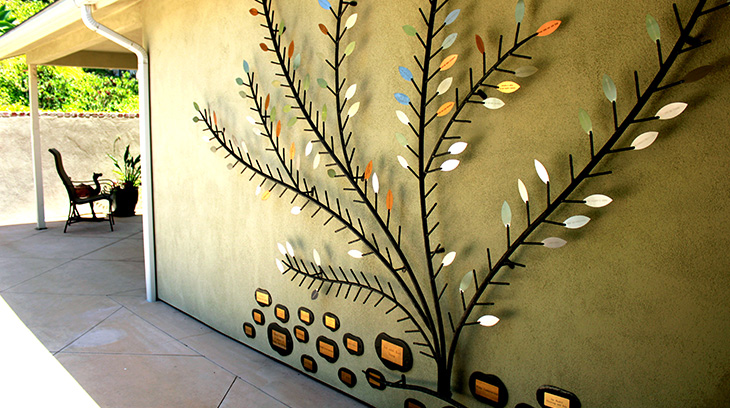 ParkView wall tree