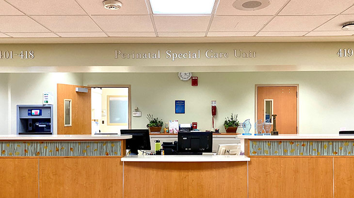 Sharp Mary Birch Perinatal Special Care Unit