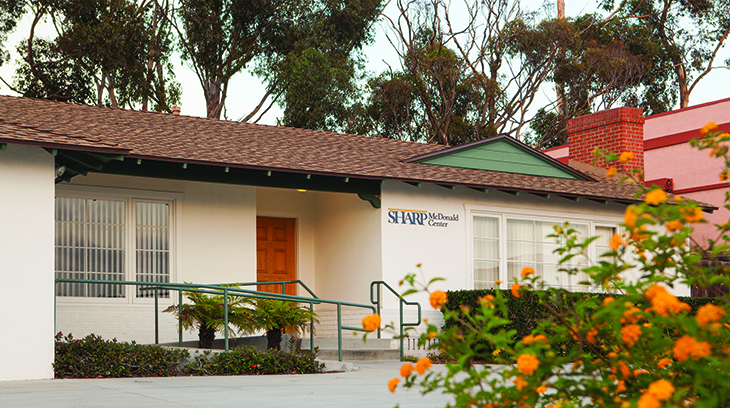 Sharp McDonald Center supports San Diego with drug rehab services