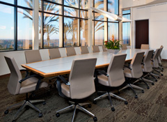 Sharp Rees-Stealy Sorrento Mesa Boardroom