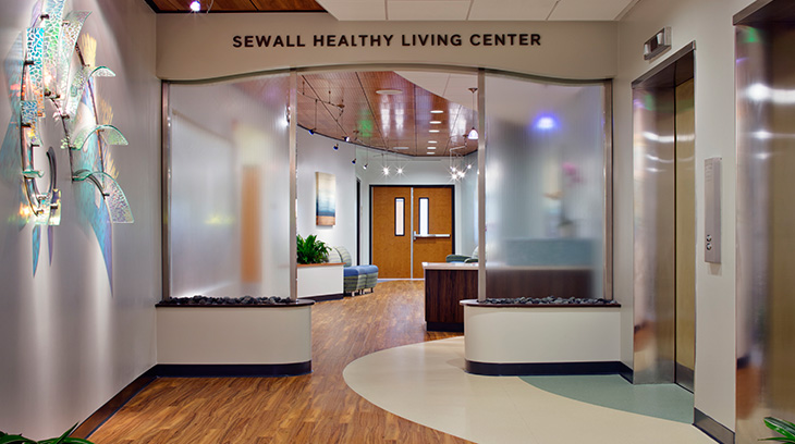 Sewall Healthy Living Center