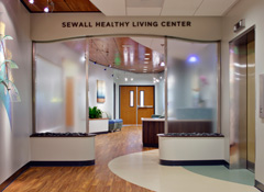 Sharp Coronado Hospital Sewall Healthy Living Center